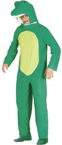 Adult Crocodile Fancy Dress Costume