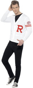 Mens Grease Rydell Fancy Dress Costume Outfit