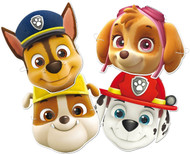 6 Pack of Paw Patrol Party Masks