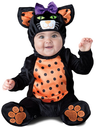 Baby Cute Cat Fancy Dress Costume
