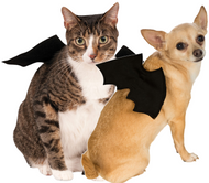 Dog Cat Bat Wings Fancy Dress Accessory