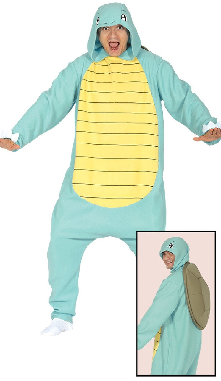 Adults Squirty Turtle Fancy Dress Costume Fancy Me Limited