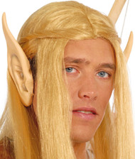 Adult Latex Elf Ears Fancy Dress Accessory
