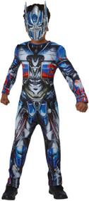 Child's  Optimus Prime Fancy Dress Costume