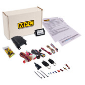 Complete 1-Button 2 Way Remote Start Kit for Jeep Grand Cherokee - Includes Bypass Moudle