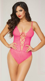 Pink Perfection Teddy