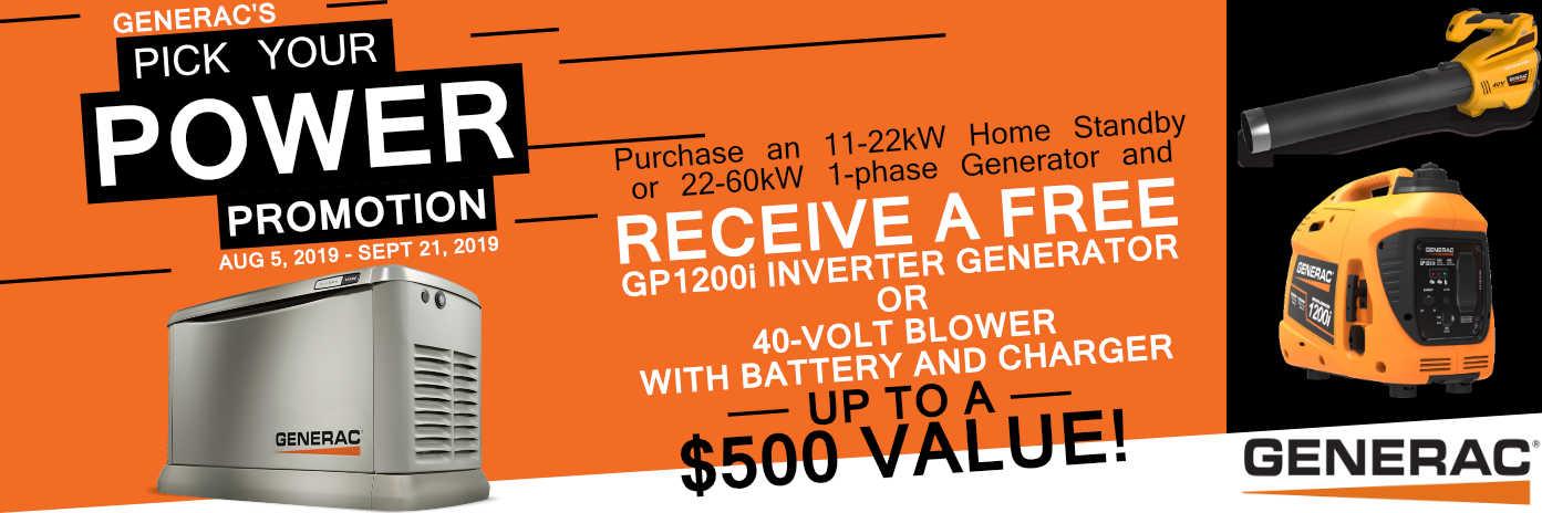 AP Electric Generators | Electric Generator Superstore