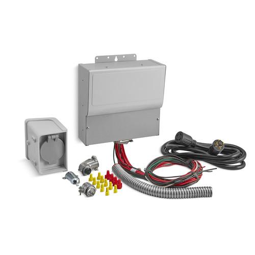 6-Circuit Manual Transfer Switch Kit
