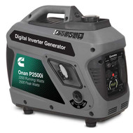 Cummins Onan P2500i 2200W Portable Inverter Generator
