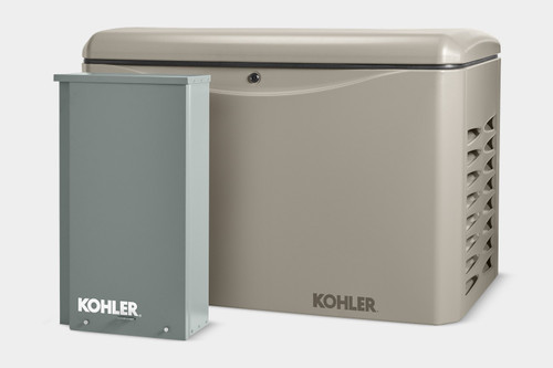 Kohler 14RCAL-200SELS 14kW Generator with 200A SE Transfer Switch