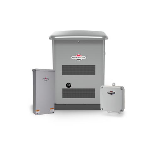 Briggs & Stratton 40628 12kW Generator with 150A SE Transfer Switch Bundle