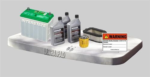 Premium Starter Package for Kohler 20RCA(L)