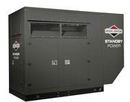 Briggs & Stratton 80015 125kW 1ph-120/240V LP Generator