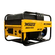 Winco WL12000HE 10800W Electric Start Portable Engine with Honda GX Engine