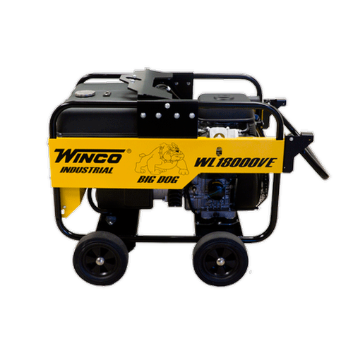 WINCO WL18000VE-03/A 15000W Electric Start Portable Generator Package