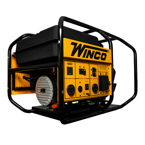 WINCO WL22000VE/A 19000W Electric Start Portable Generator