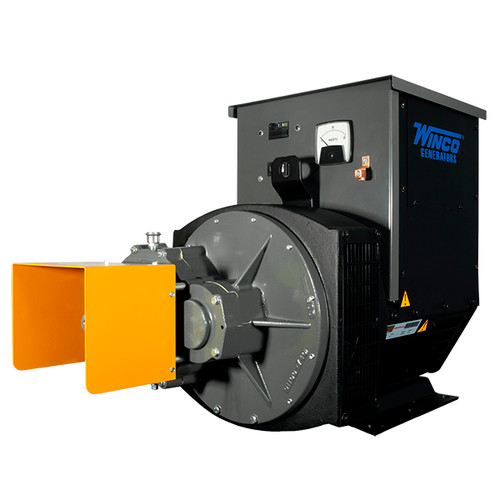 WINCO 55PTOC4-21 55kW 3-Phase 346/600V 540 RPM PTO Generator