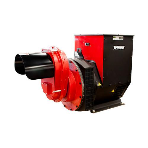 WINCO W75FPTOS-4/A 75kW 3-Phase 120/208V 1000 RPM PTO Generator