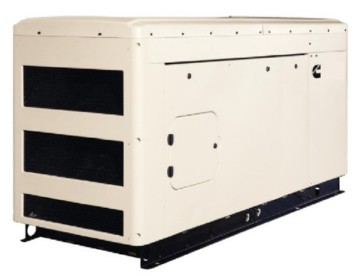 Cummins C100D6 100kW QuietConnect Series Diesel Generator