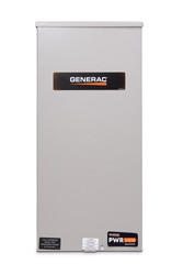 Generac RXEMW200A3 Service Rated Nema 3R PWRView Automatic Transfer Switch with HEMS