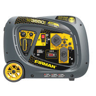 Firman W03381 3300W Portable Inverter Generator