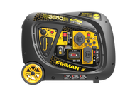 Firman W03383 3300W Remote Start Portable Inverter Generator