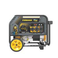 Firman H03652 3650W Dual Fuel Portable Generator