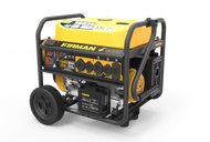 Firman P08005 8000W Remote Start Portable Generator with Power Cord
