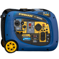 Firman WH03041 2900W Dual Fuel Portable Inverter Generator