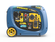 Firman WH03042 2900W Electric Start Dual Fuel Portable Inverter Generator