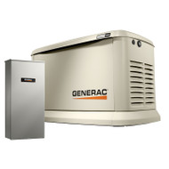 Generac 72101 24kW Guardian Generator with Wi-Fi & 200A SE Transfer Switch