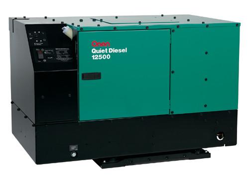 Rv Diesel Generator >> Cummins Onan 12 5hdkcb 11506 Qd 12500w Diesel Rv Generator