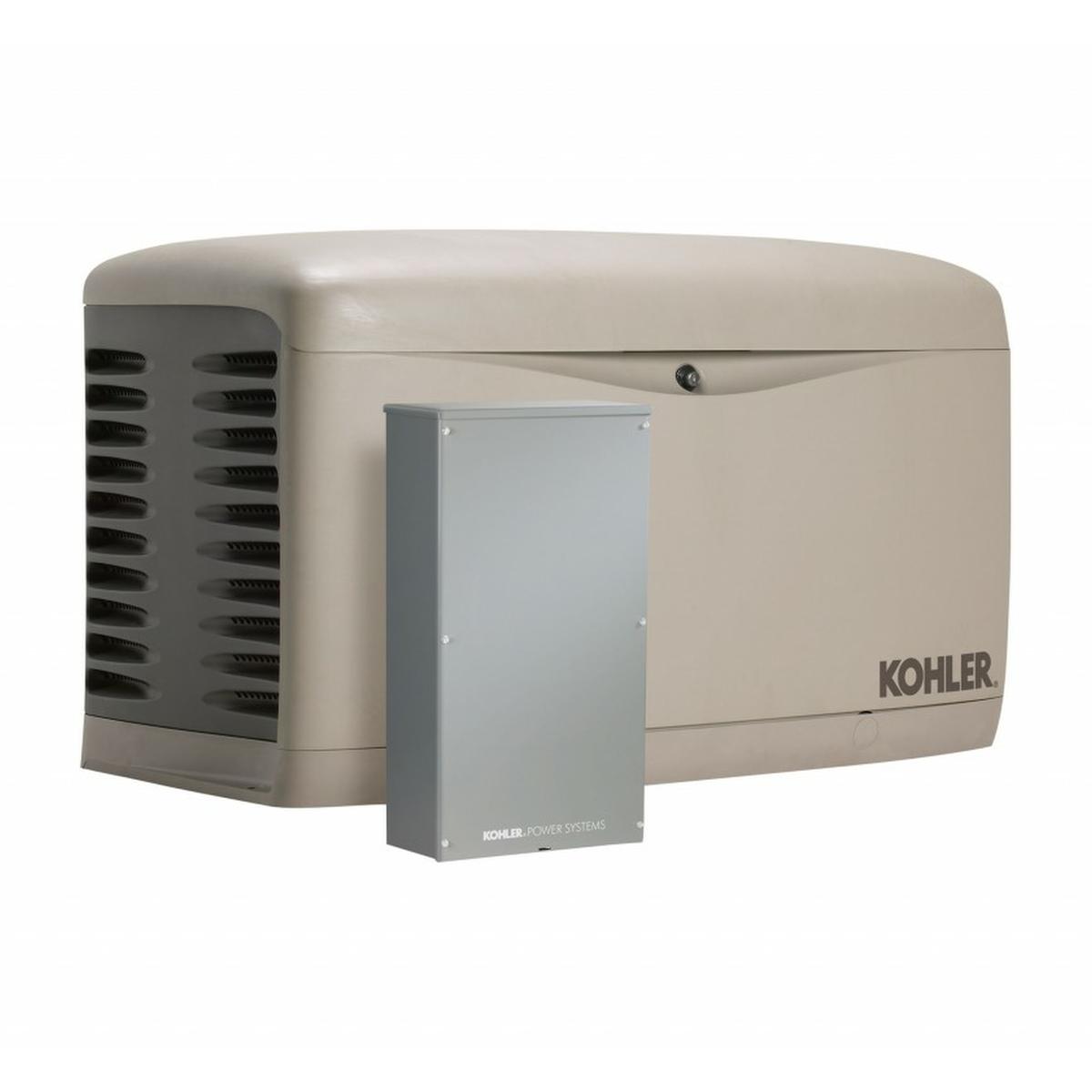 Kohler 14RESAL-200SELS 14kW Generator with 200A SE Transfer Switch