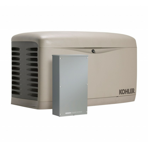 Kohler 14RESAL-200SELS 14kW Generator with 200A SE Transfer Switch