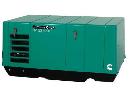 Cummins Onan 3 6KYFA-26120 QG 3600W Propane RV Generator