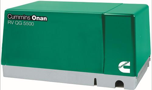 Cummins Onan 5.5HGJAB-901 QG 5500W Gasoline RV Generator