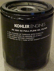 Kohler 52-050-02-S Oil Filter