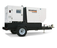 Generac MDG75DF4 56/62kW Mobile Diesel Generator with John Deere Engine
