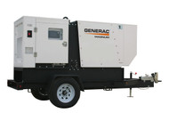 Generac MDG100DF4 71/78kW Mobile Diesel Generator with John Deere Engine
