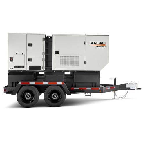 Generac MDG175DF4 108/120kW Mobile Diesel Generator with John Deere Engine