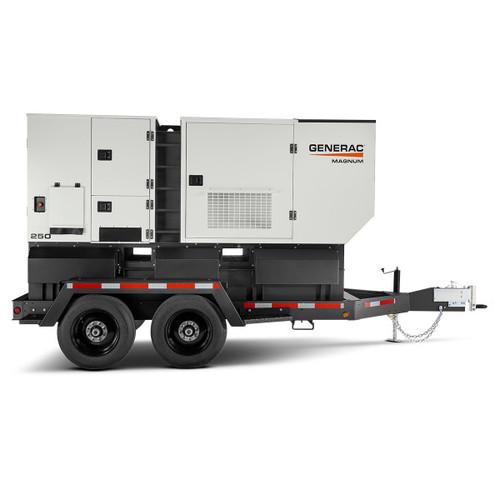 Generac MDG250DF4 183/200kW Mobile Diesel Generator with John Deere Engine