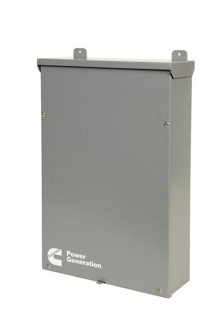 Cummins RA100SE 100A 1Ø-120/240V Service Rated Nema 3R Automatic Transfer Switch