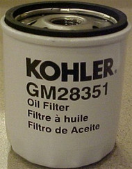 Kohler GM28351 Oil Filter