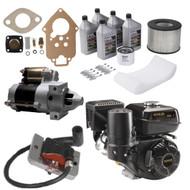 Kohler GM81243 Exhaust Panel Assembly