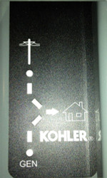 Kohler GM84662 Transfer Switch Status Indicator