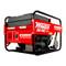 Winco HPS9000VE 8000W Electric Start Portable Tri-Fuel Generator