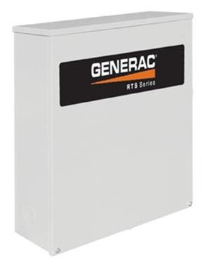 Generac RTSN100G3 100A 3Ø-120/208V Nema 3 Automatic Transfer Switch