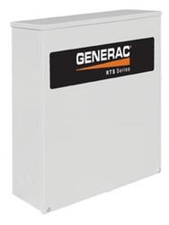 Generac RTSN400G3 400A 3Ø-120/208V Nema 3R Automatic Transfer Switch
