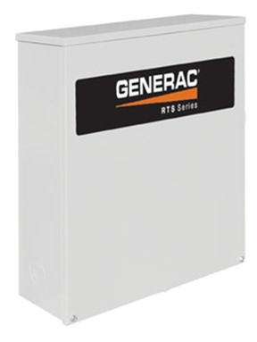 Generac RTSN400J3 400A 3Ø-120/240V Nema 3R Automatic Transfer Switch