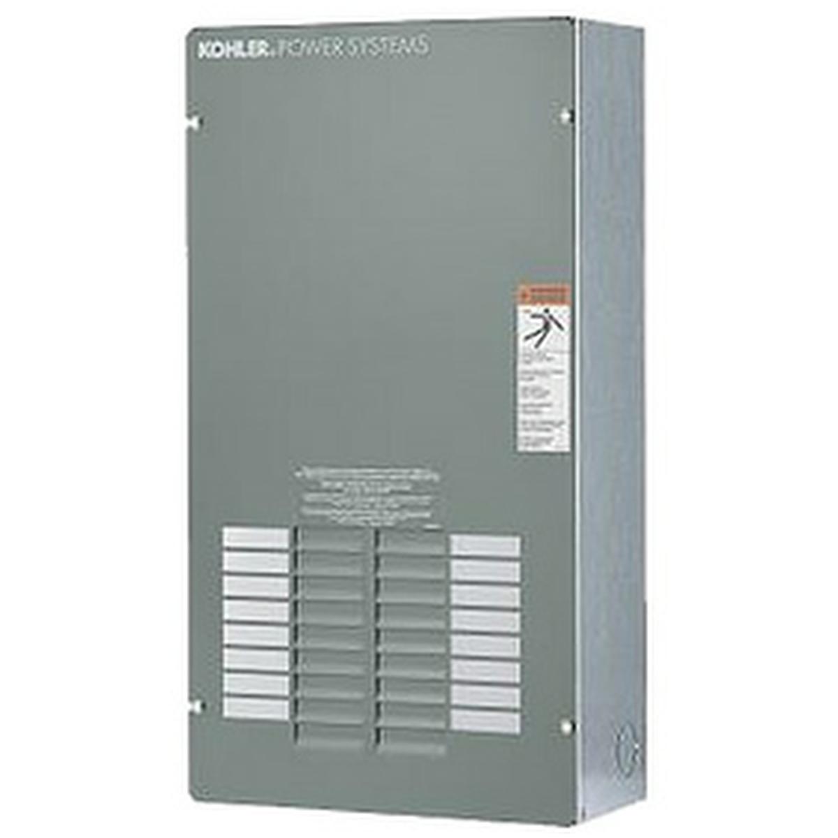 Kohler RXT-JFNA-0100B 100A 1Ø-120/240V Nema 1 Automatic Transfer Switch on